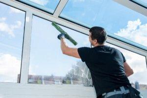 Glasreinigung Fensterputzer Glasreinigung Frankfurt