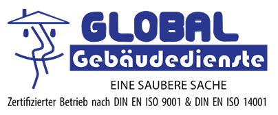 Logo GLOBAL Gebäudedienste Frankfurt