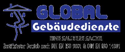 Logo GLOBAL Gebäudedienste Frankfurt